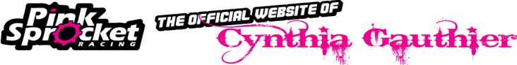 THE OFFICIAL WEBSITE OF CYNTHIA GAUTHIER